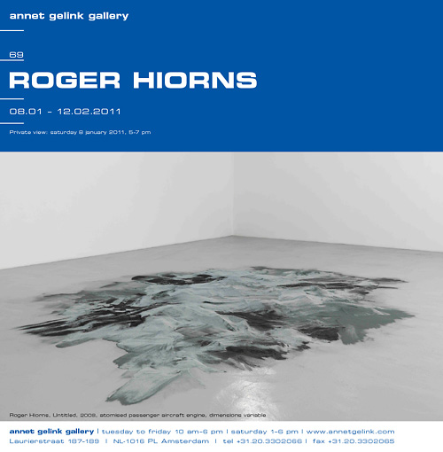 Annet Gelink Gallery: digital newsletter, ed. 01.2011 / © Gabriele Götz