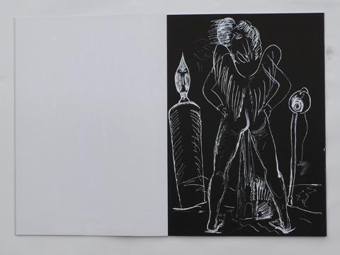 René Daniëls: Onvermijdelijke Aantekeningen / © Gabriele Franziska Götz