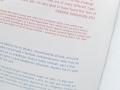 Hendrik Dorgathen: 'Holodeck', exhibition catalog (typography) / © Gabriele Franziska Götz