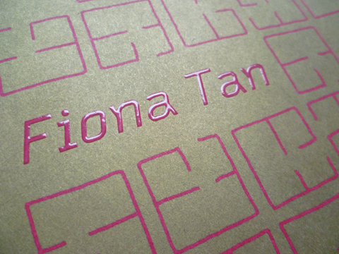 Fiona Tan: Disorient (front cover, detail) / © Gabriele Götz