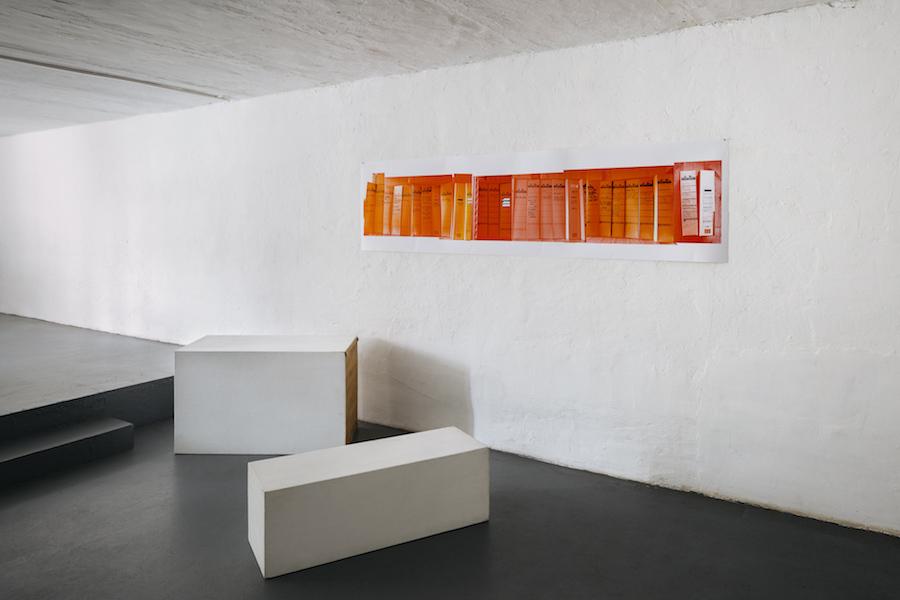 Gabriele Götz – exhibition »ambulant design – publizieren als künstlerische praxis« | Kunsttempel Kassel 2018  / © Gabriele Götz