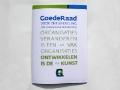 Corporate Identity for 'GoedeRaad voor ontwikkeling van commerciële organisaties' (portfolio folder) / © Gabriele Götz