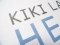 Kiki Lamers: Heads (typography) / © Gabriele Franziska Götz