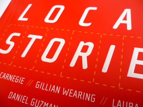 Local Stories (front cover, detail) / © Gabriele Franziska Götz