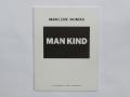 Marlene Dumas: Man Kind (cover) / © Gabriele Götz