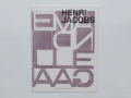 Henri Jacobs: Écritures pictographiques (cover) / © Gabriele Franziska Götz