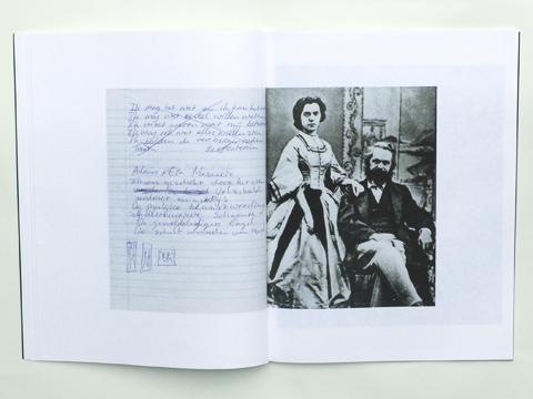 Natasja Kensmil: Raw Couples (spread) / © Gabriele Götz