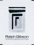 »Ralph Gibson« / poster design at Werkstatt für Photographie Kreuzberg, Berlin (1978–1986) / © Gabriele Götz